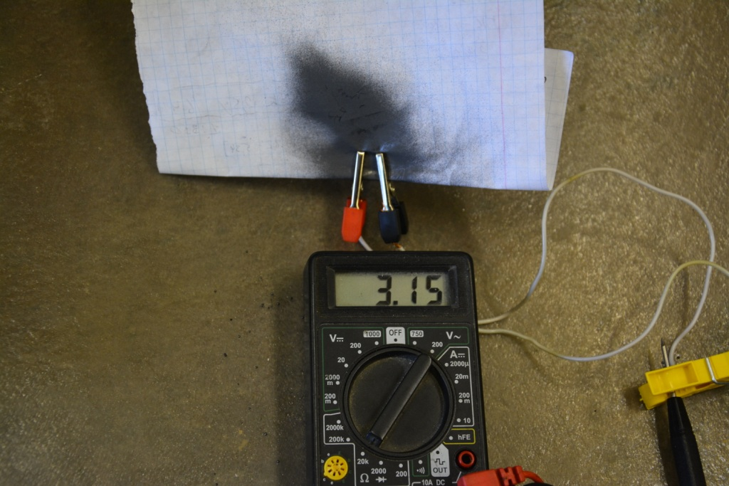 Графит - электрическое сопротивление
