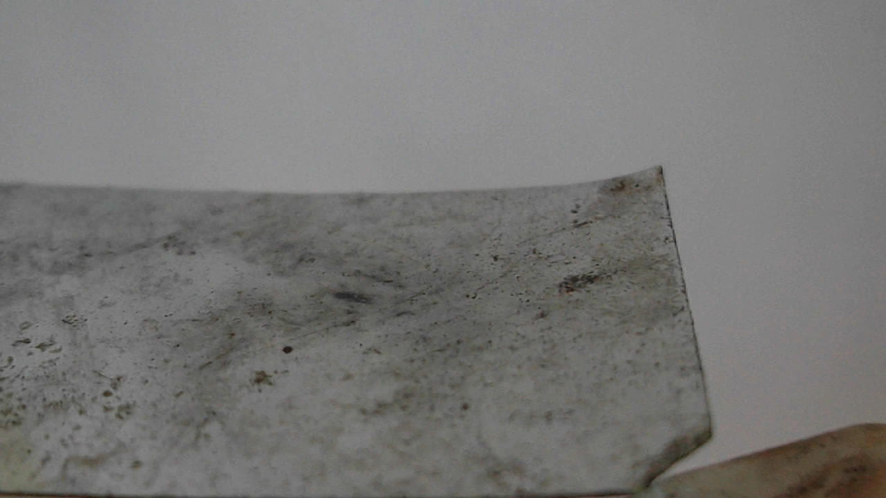 Lithium azide decomposition. Разложение азида лития