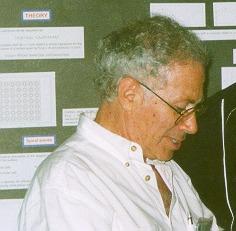 Анатолий Маркович Жаботинский. Anatol Zhabotinsky