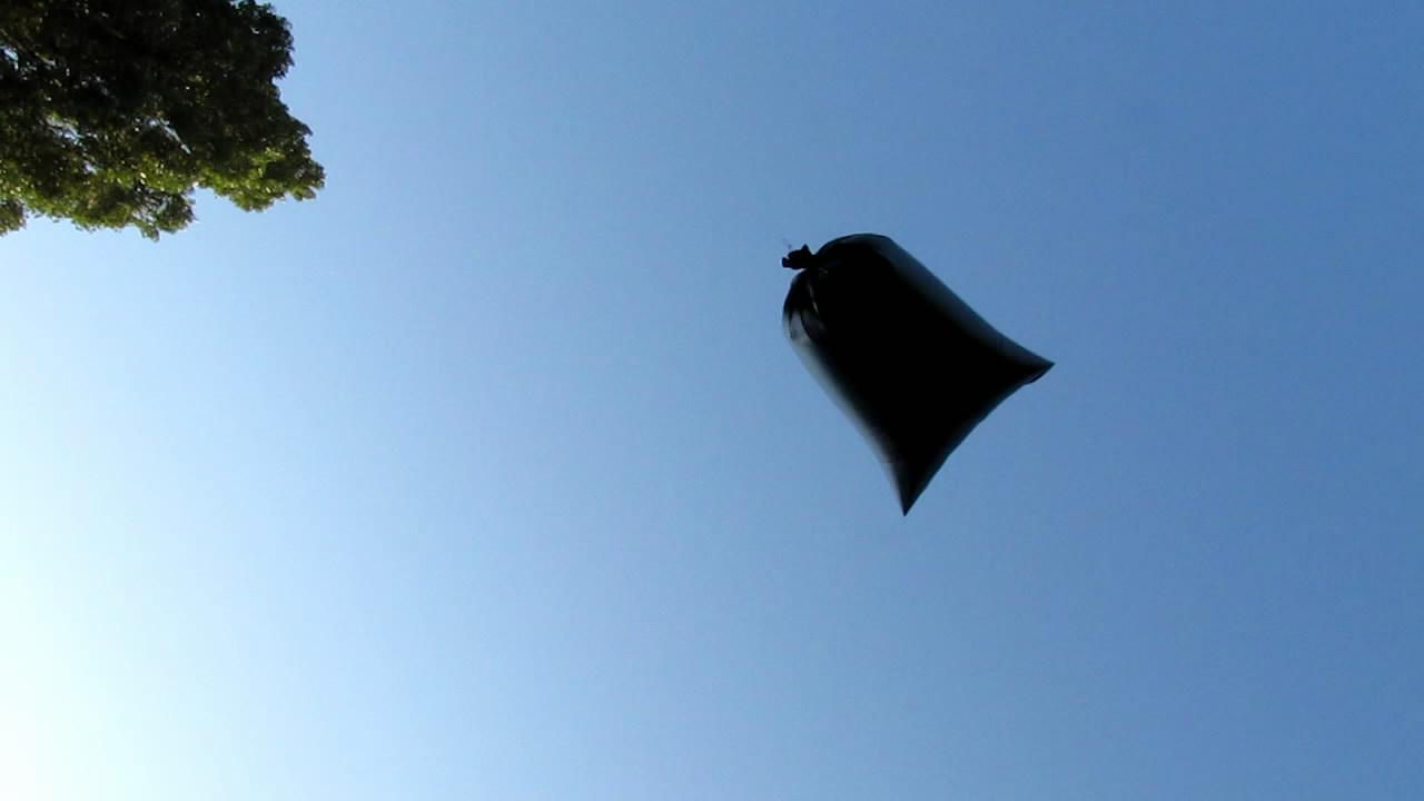 Аэростат с метаном (природным газом)  - пакет на 120 л