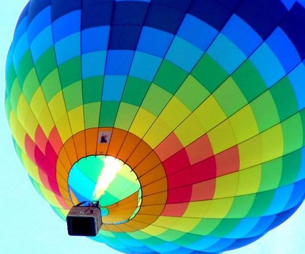Воздушные шары (монгольфьеры)