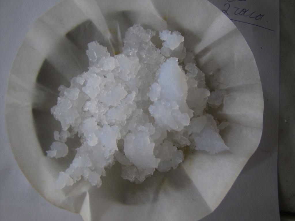 Получение геля кремниевой кислоты