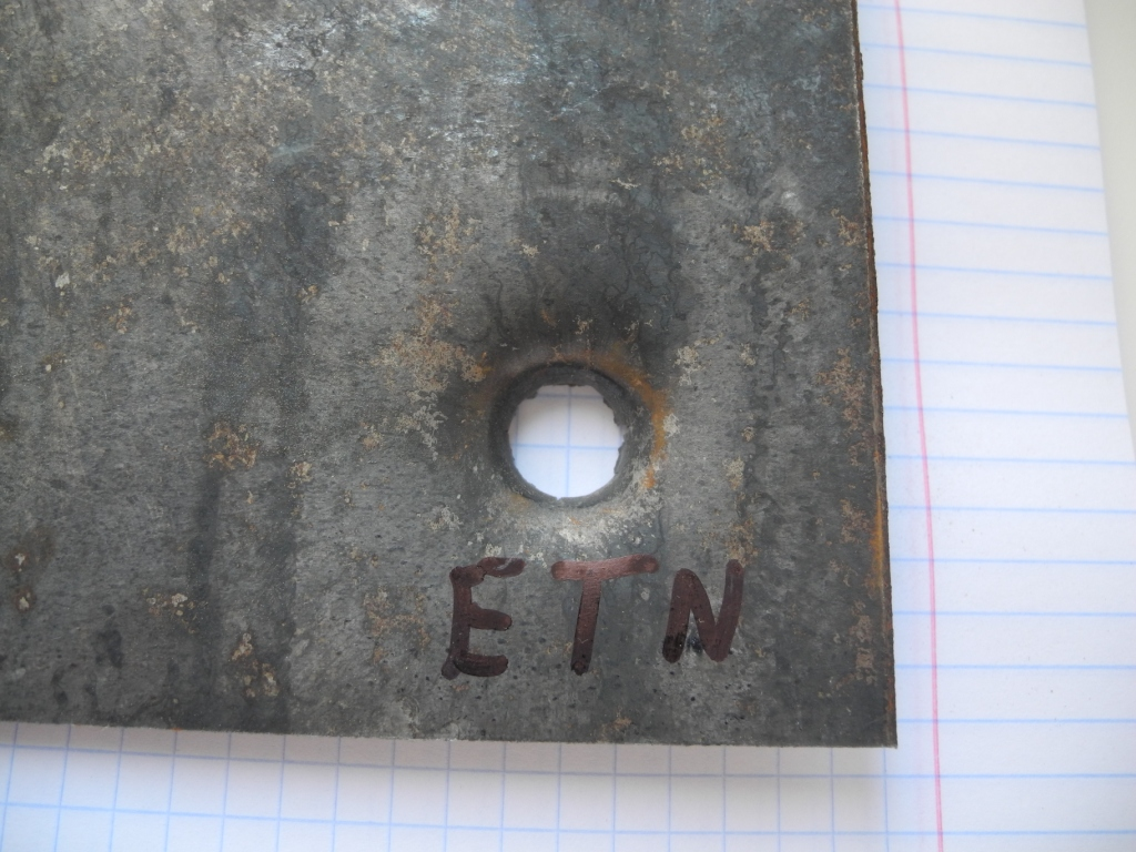Эксперименты с тетранитратом эритрита