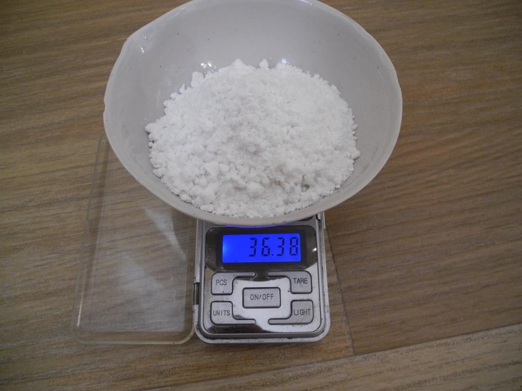 Синтез тетранитрата эритрита