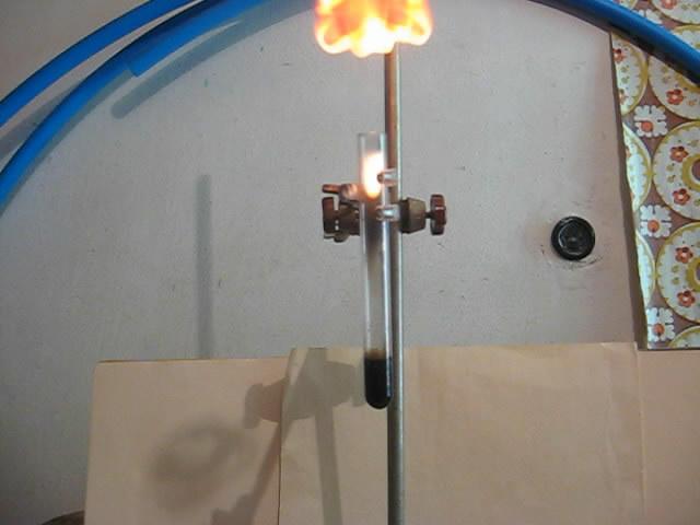 Взаимодействие ацетилена с хлором