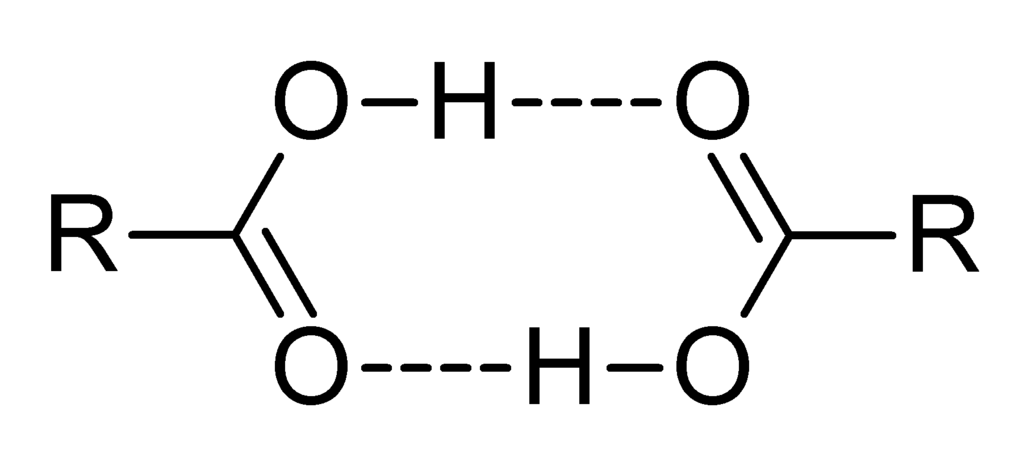 Димеры карбоновых кислот