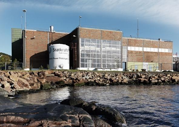 Осмотическая электростанция (Норвегия)