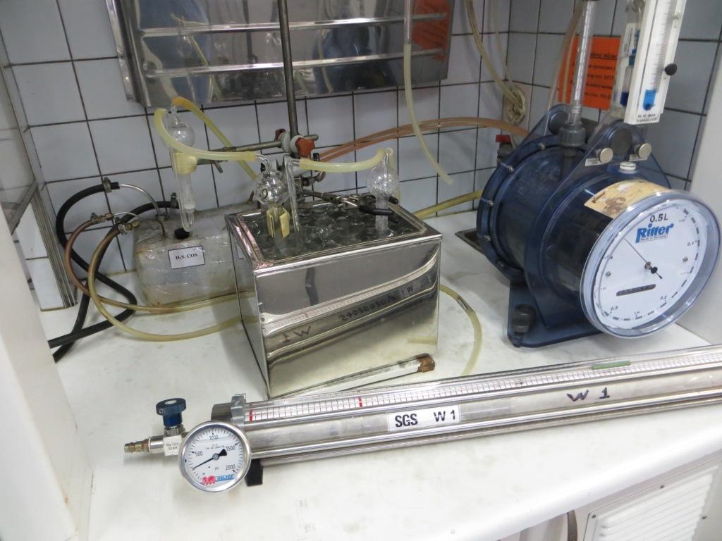 Жидкий бутан (лабораторные исследования)