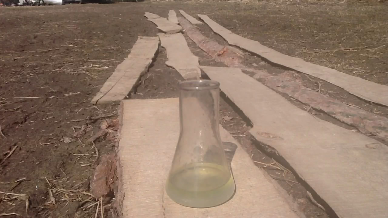 Бутилнитрит и перекись водорода