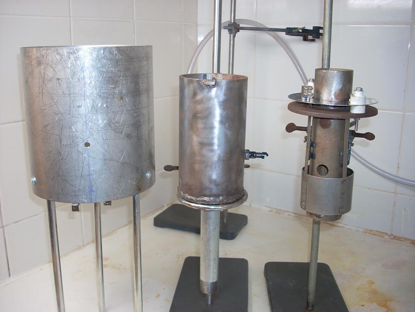 Электрохимическая ячейка для получения металлического натрия электролизом (в домашних условиях). Electrochemical cell for metallic sodium production