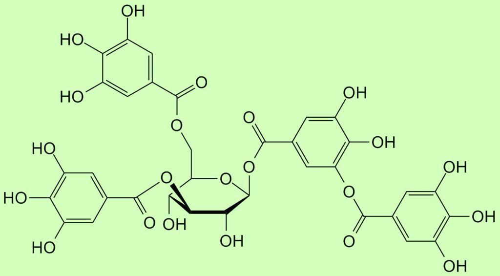 Таниновая кислота Tannic acid