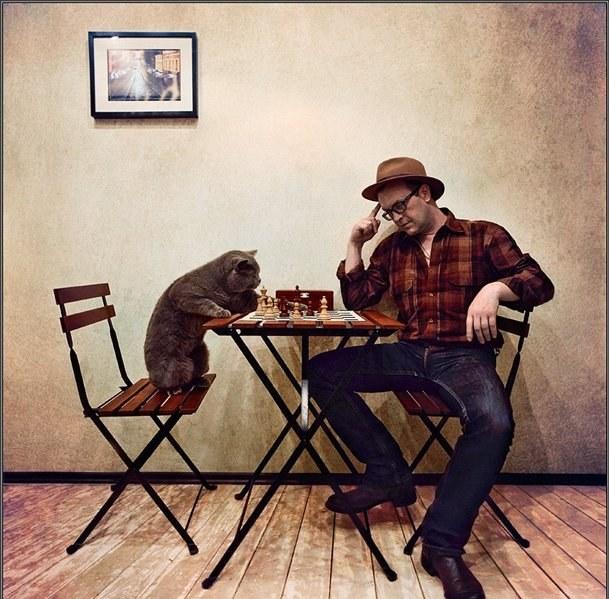 Шахматы юмор