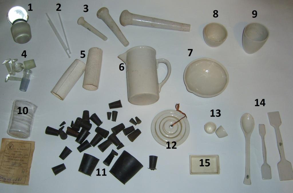 Лабораторный фарфор
