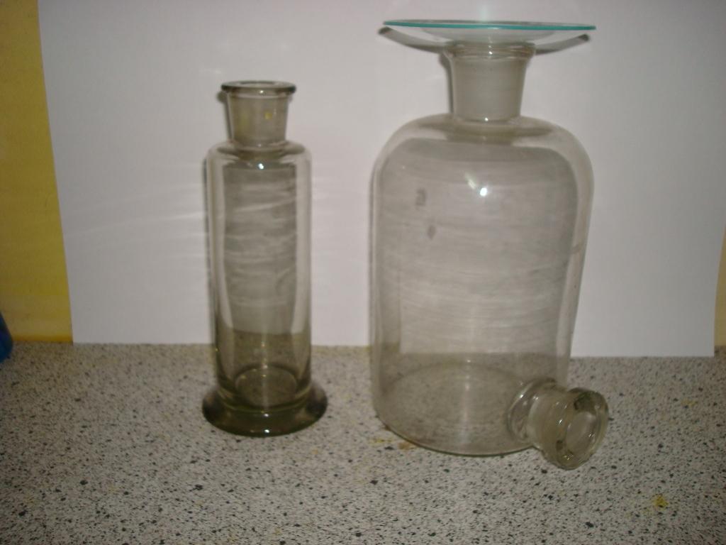 Лабораторное стекло