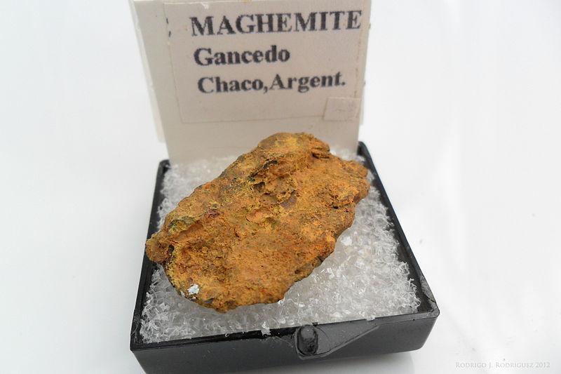 Маггемит