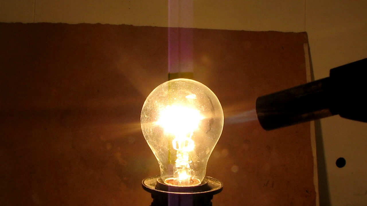 Лампа, горелка и розетка> <br><font color=