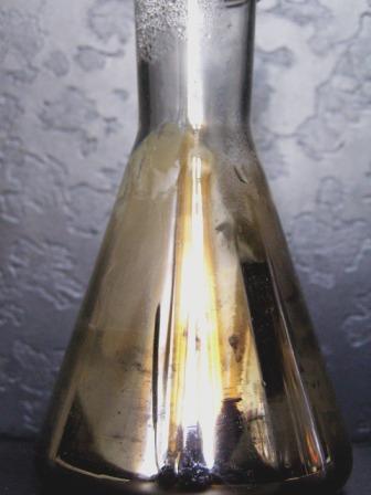 Реакция серебряного зеркала