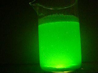 Реакция алюминия с медным купоросом и хлоридом натрия