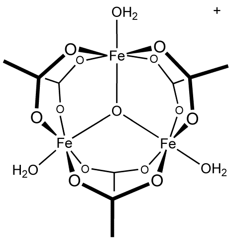 Основный ацетат железа