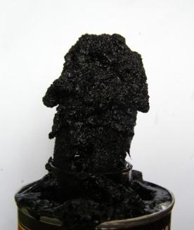 Обугливание сахара концентрированной серной кислотой