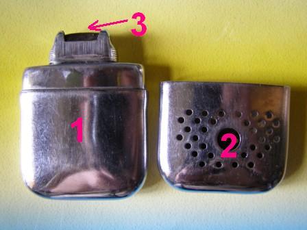 Каталитическая горелка (заводского изготовления)