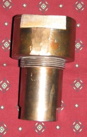 Гидротермальная бомба (автоклав)