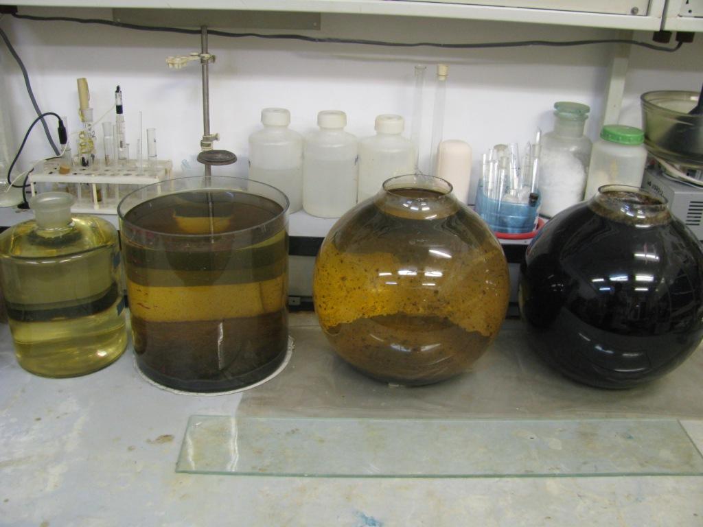 Тяжелые металлы в природных водах - модель