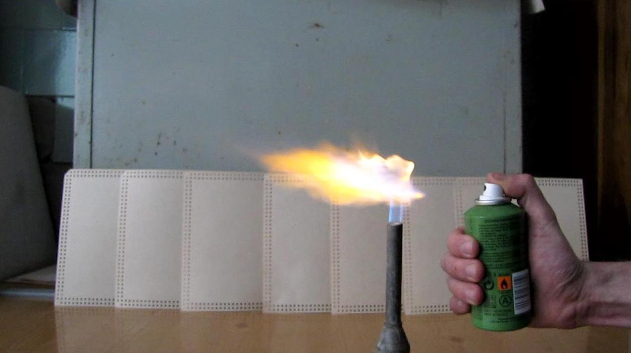 Модель огнеметаи