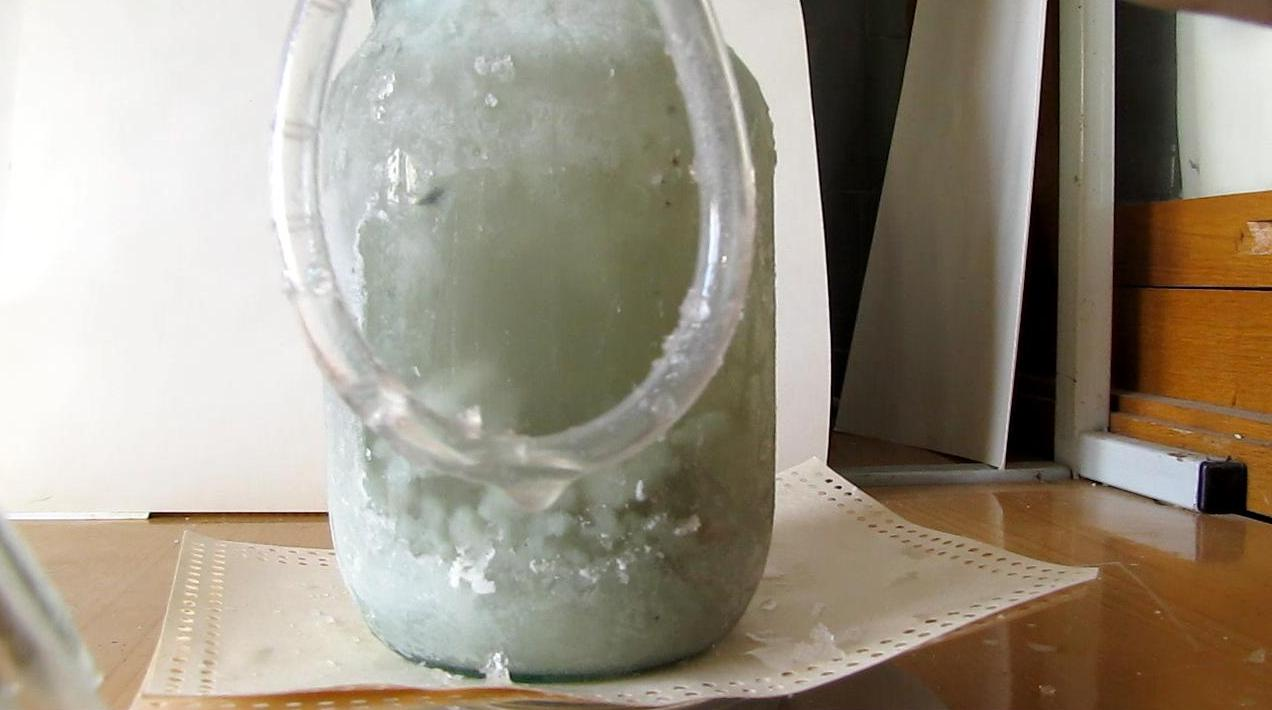 Получение жидкой пропан-бутановой смеси