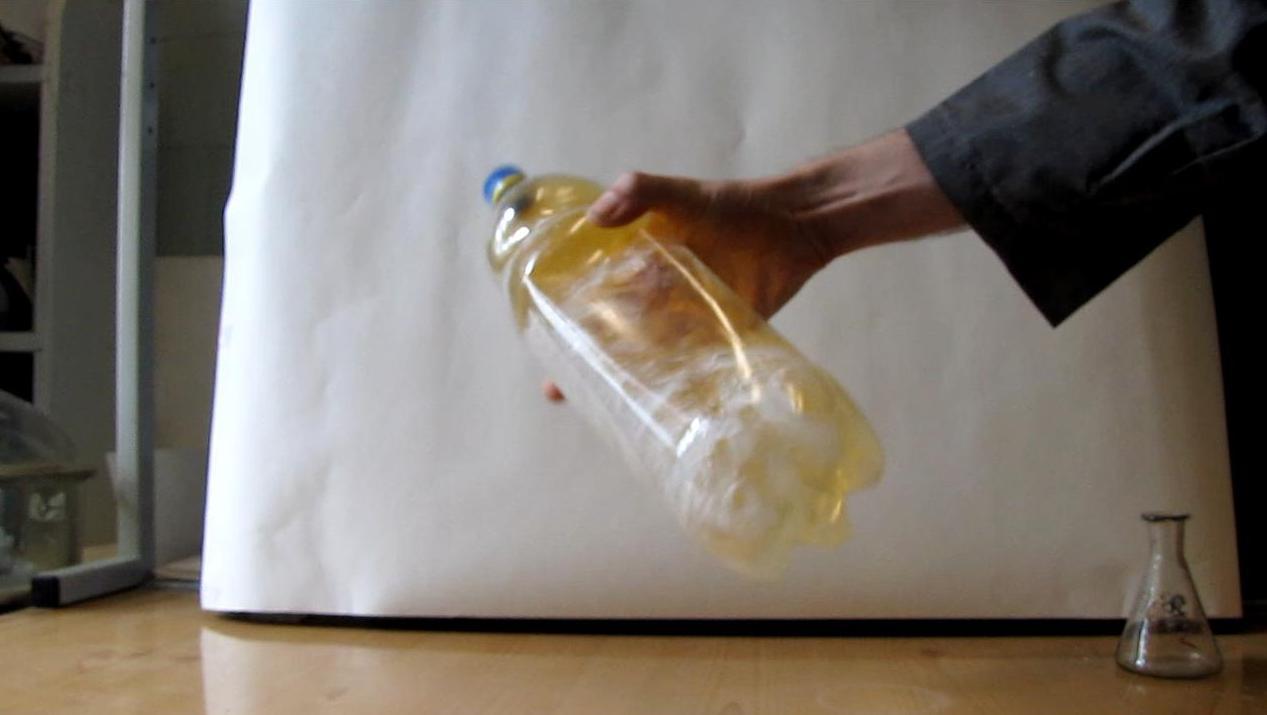 Эксперименты с оксидами азота