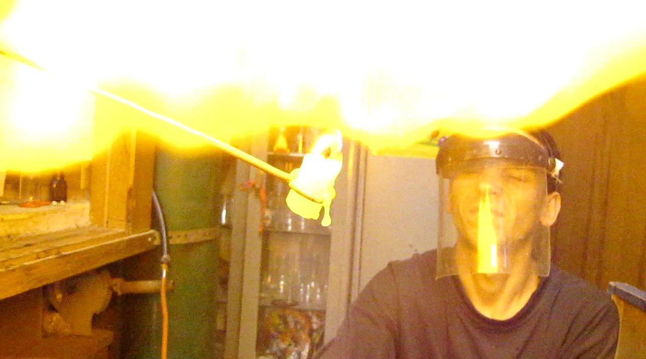 Мыльные пузыри с водородом и огонь. Exploding Hydrogen Bubbles