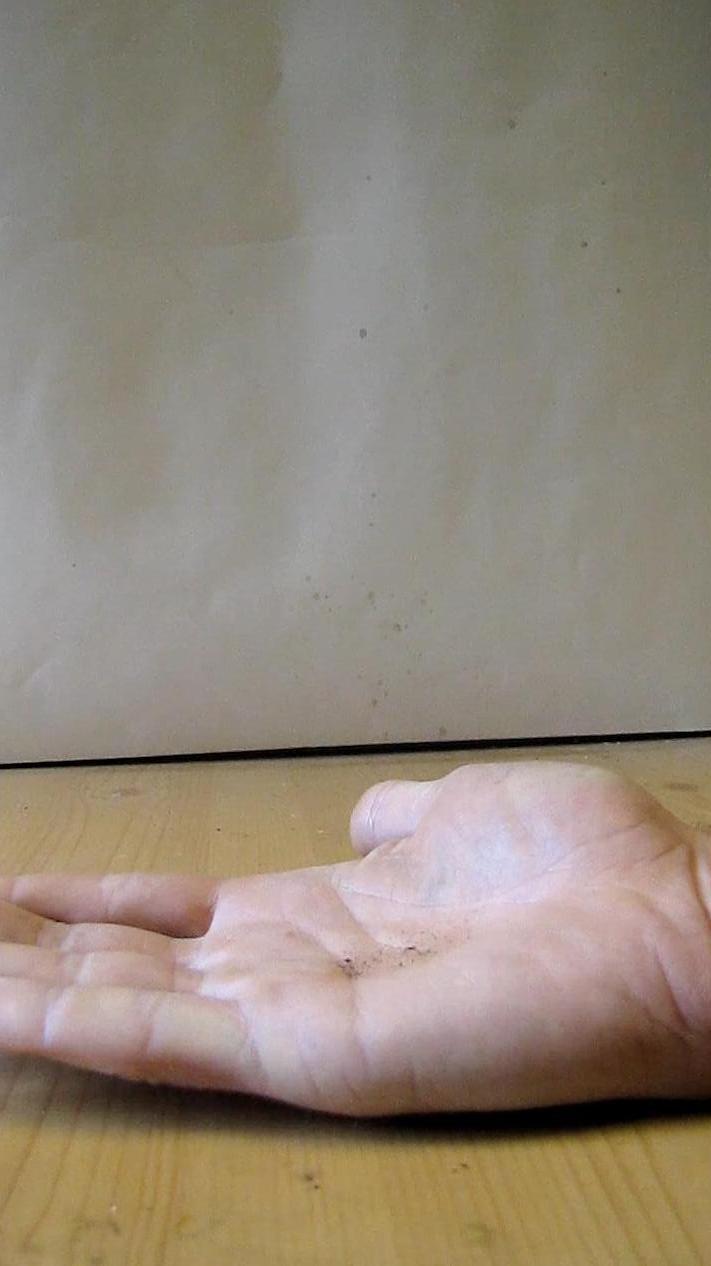 Горение нитроцеллюлозы