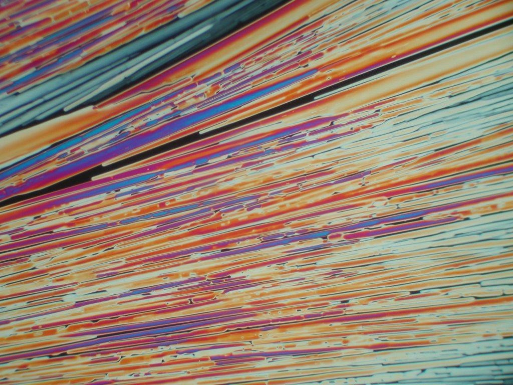 Фенол (ч.д.а.), поляризационный микроскоп
