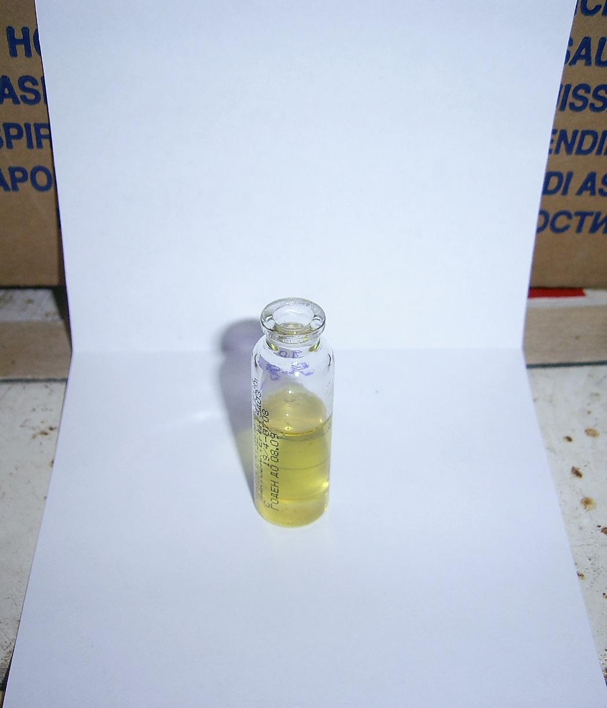 Раствор фосфора в масле